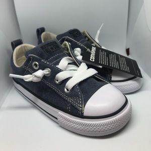 492b3ccd6fad26 Boys Size 10 Denim slip on Converse